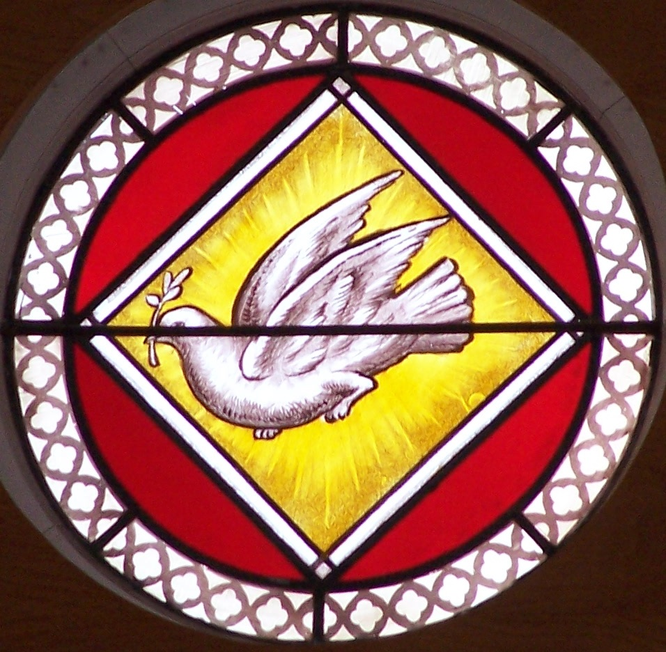 Our sanctuary thomaston baptist church the dove with an olive branch is a symbol of peace renewal and gods friendship toward human kind noah sent a dove from the ark and when it returned biocorpaavc Image collections