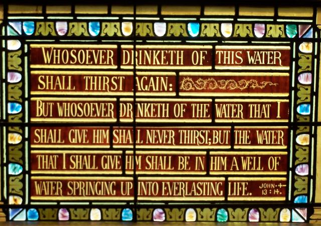 Whosoever drinketh2